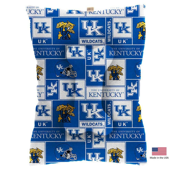 Kentucky Wildcats Pet Slumber Bed - National Fur League