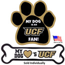 Ucf Knights Car Magnets - National Fur League