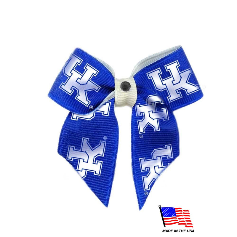 Kentucky Wildcats Pet Hair Bow - National Fur League