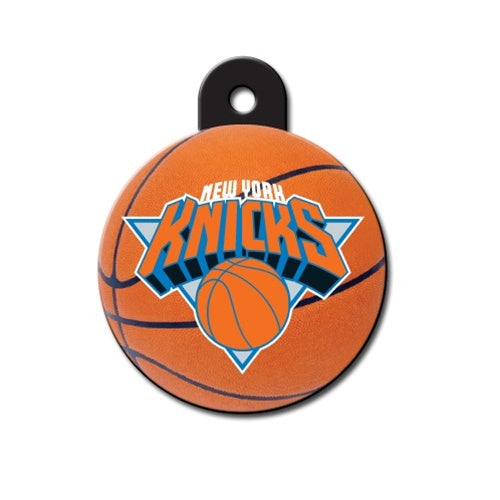 New York Knicks Circle Id Tag - National Fur League