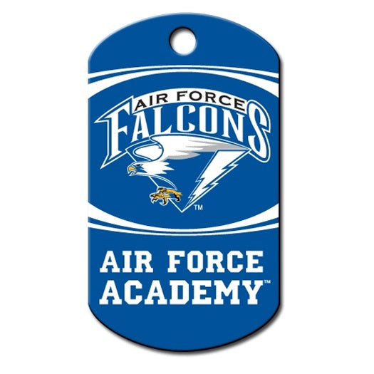 Air Force Falcons Military Id Tag - National Fur League