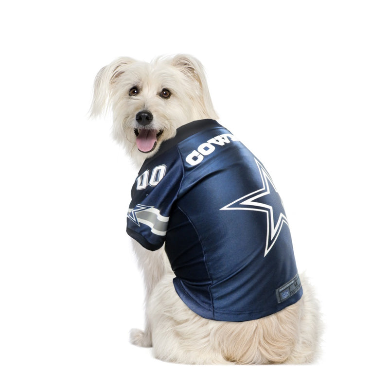 Dallas Cowboys Pet Premium Jersey - National Fur League