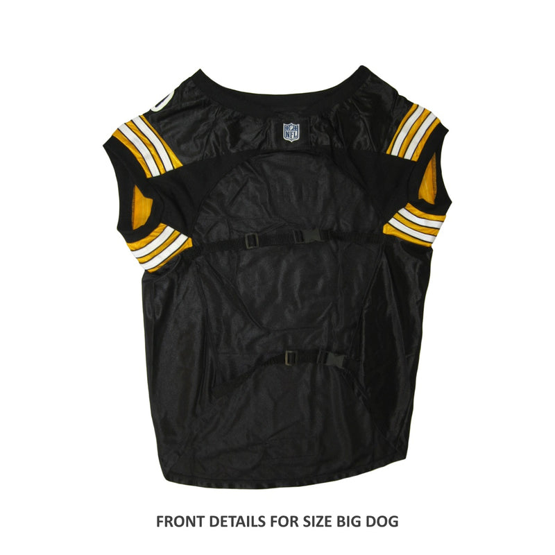 Pittsburgh Steelers Pet Premium Jersey - National Fur League