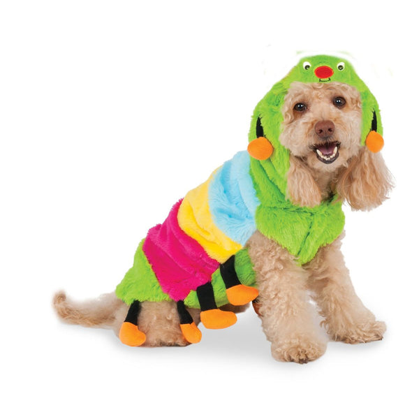 Caterpillar Hoodie Pet Costume - National Fur League