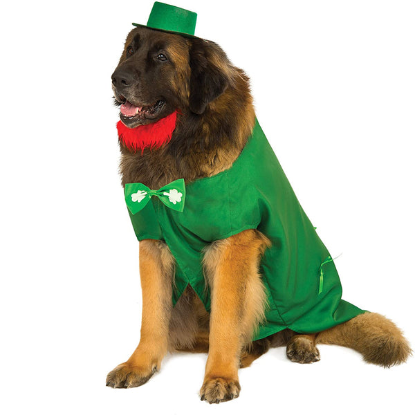 Big Dogs Leprechaun Pet Costume - National Fur League
