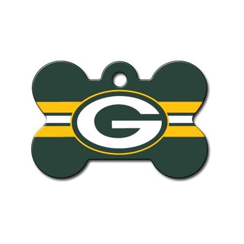 Green Bay Packers Bone Id Tag - National Fur League