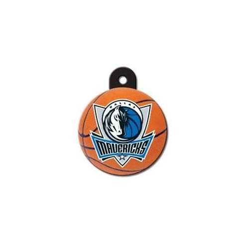 Dallas Mavericks Circle Id Tag - National Fur League