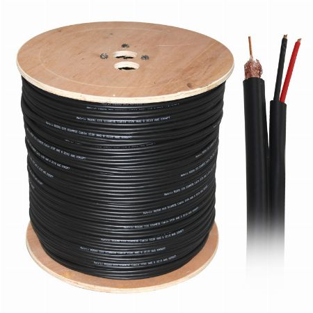 Siamese Coaxial Cable
