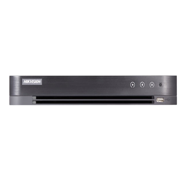 HIKVISION : 8 Channel Turbo HD DVR K-Series - 2 SATA