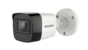 HIKVISION : 2MP Fixed Exir Mini Bullet 20m IR (WDR) Analog Camera