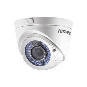 HIKVISION : 2MP Vari-Focal Turret 20m IR Analog Camera