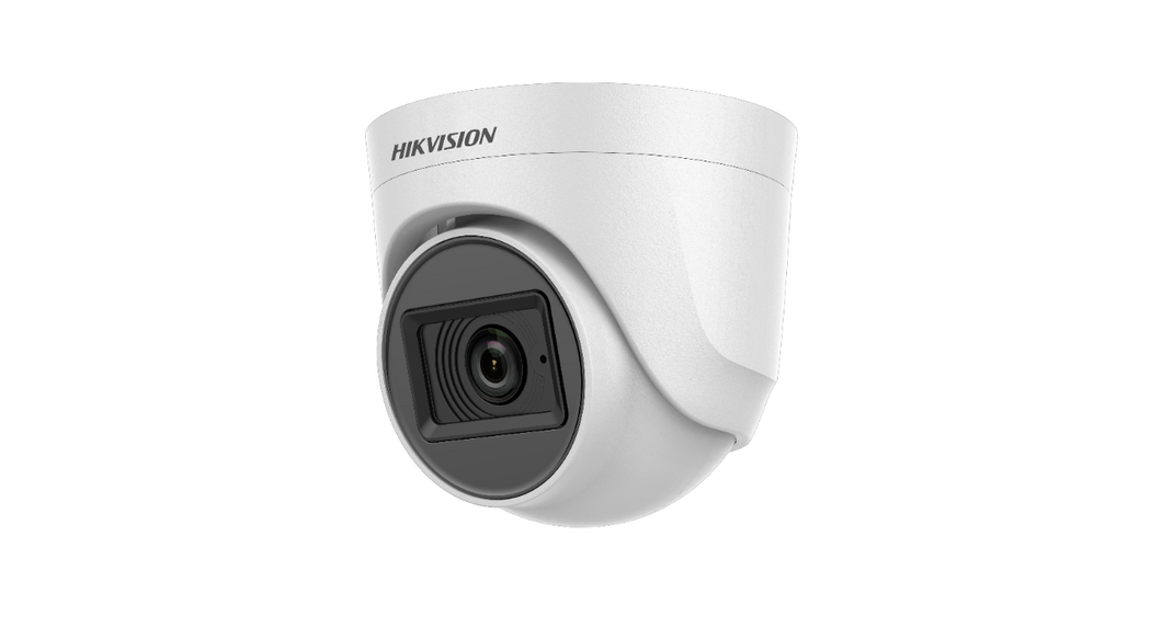 HIKVISION : 2MP EXIR Turret 20m IR Analog Camera DS-2CE76D0T-ITPFS