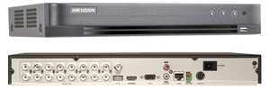 HIKVISION : 16 Channel Turbo HD DVR - 1 SATA