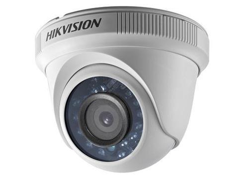 HIKVISION : 1MP Turret 20m IR Analog Camera