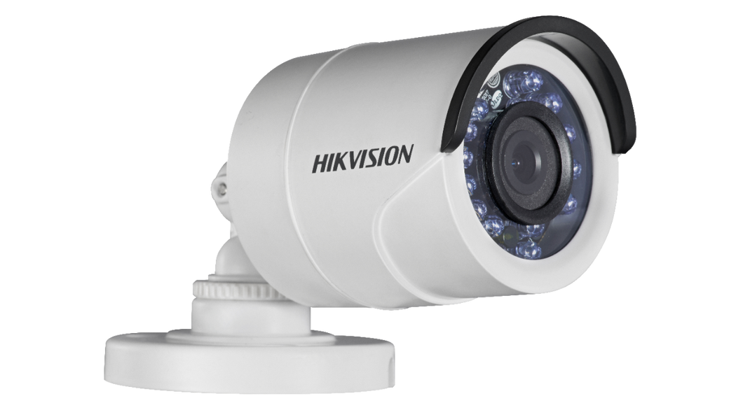 HIKVISION : 1MP Bullet 20m IR Analog Camera