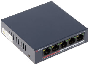 DS-3E0105P-E/M(B) - POE Unmanaged (Value Series)
