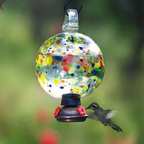 Dew•Drop® Carnival™ Hummingbird Feeder