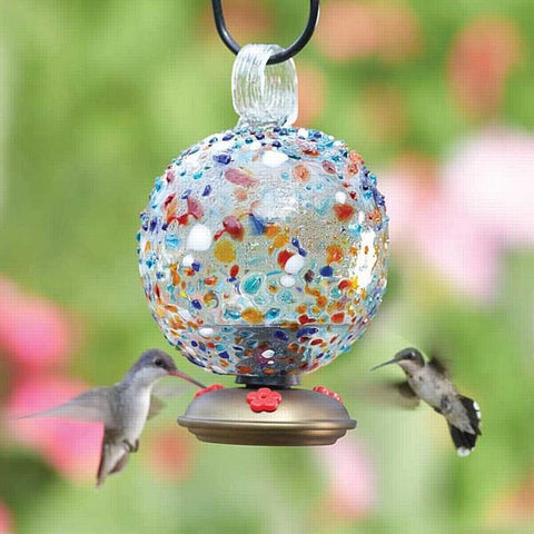 Dew•Drop® Sprinkles™ Hummingbird Feeder