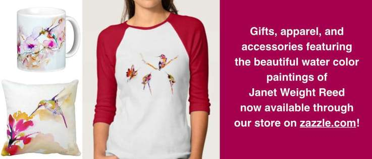 HummingbirdHQ on Zazzle!