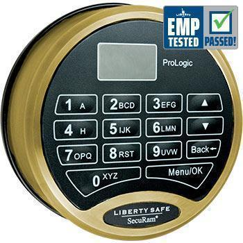 Accessory - Electronic Lock - ProLogic - Brass