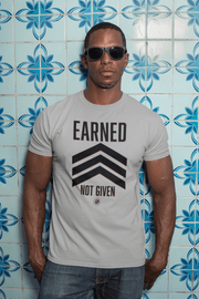 Earned Men Short Sleeve T-Shirt