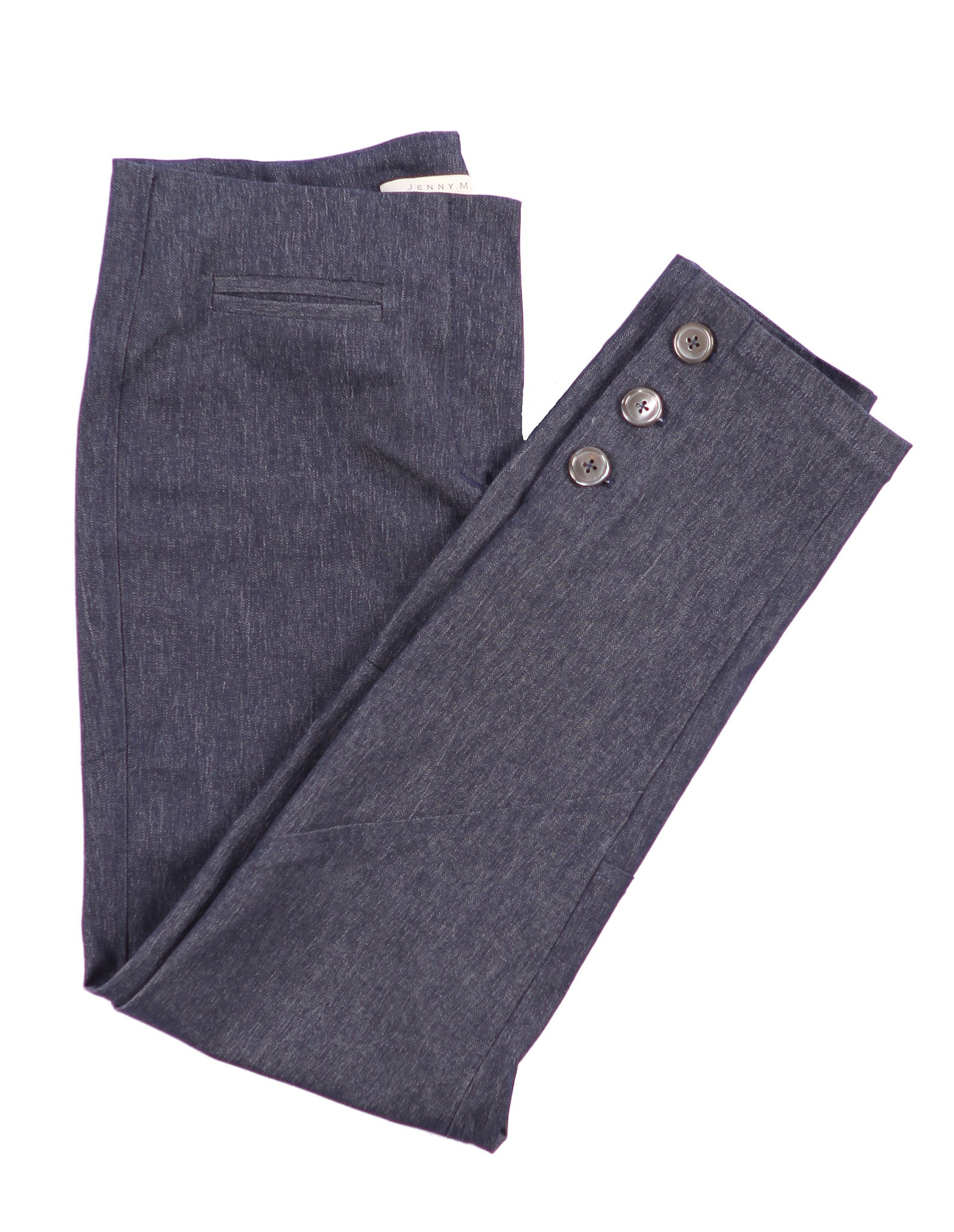 Trousers Denim - Jenny M. London  - 2