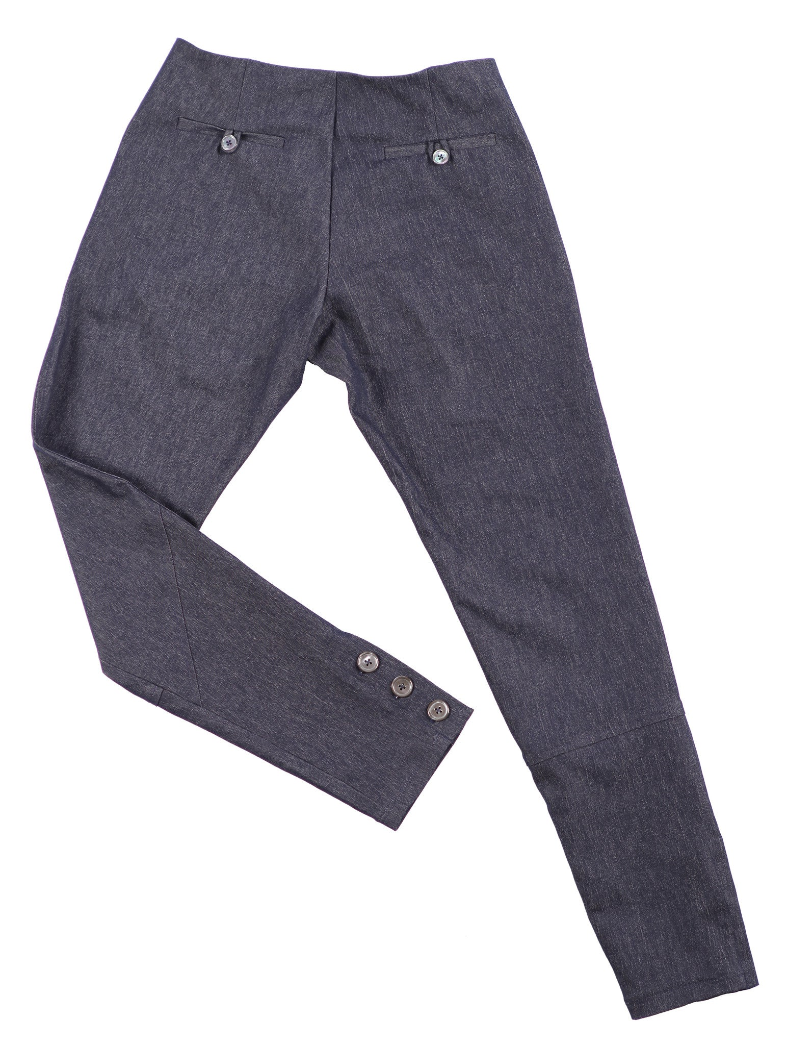 Trousers Denim - Jenny M. London  - 3