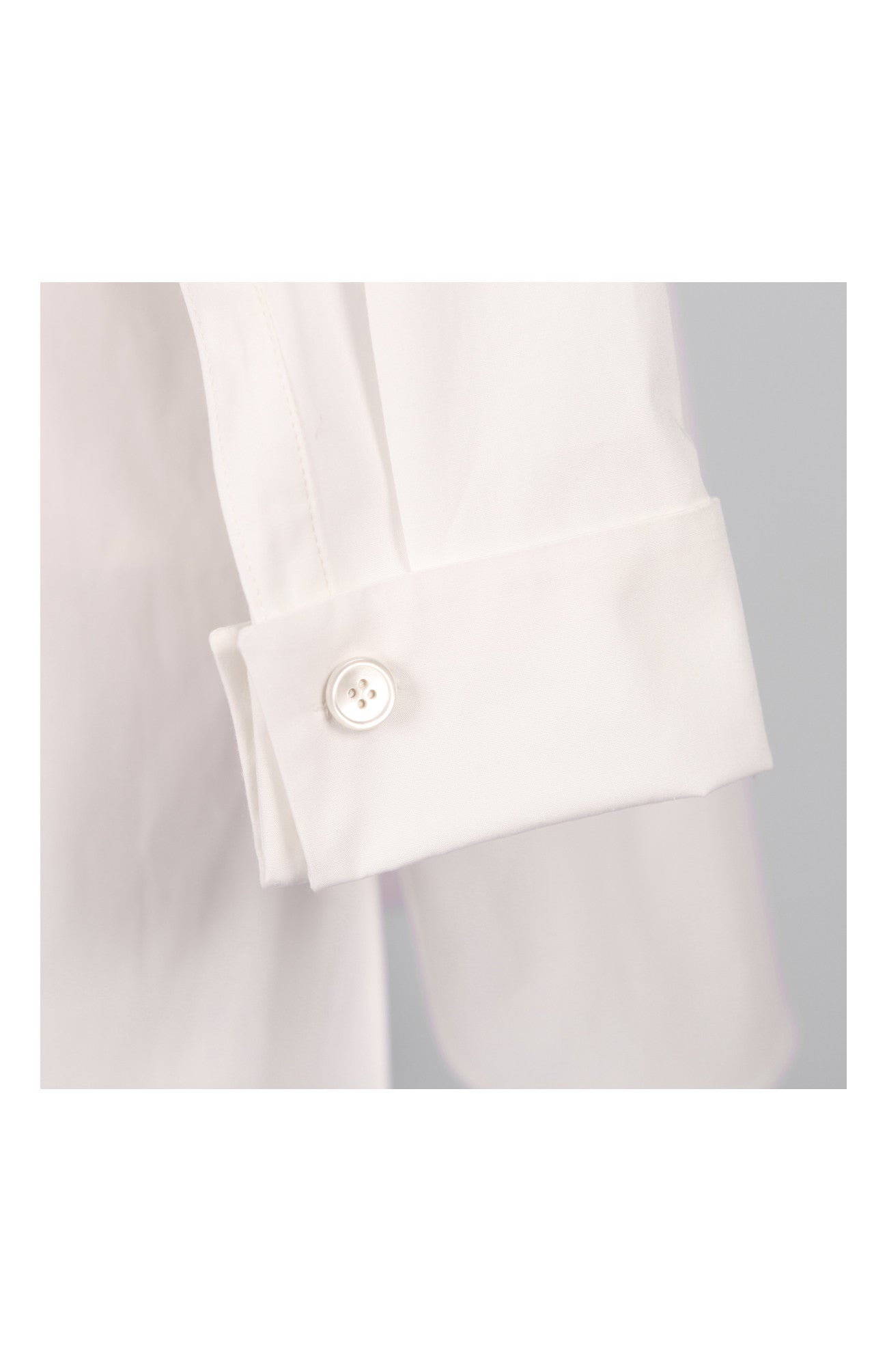 Long Shirt White - Jenny M. London  - 7