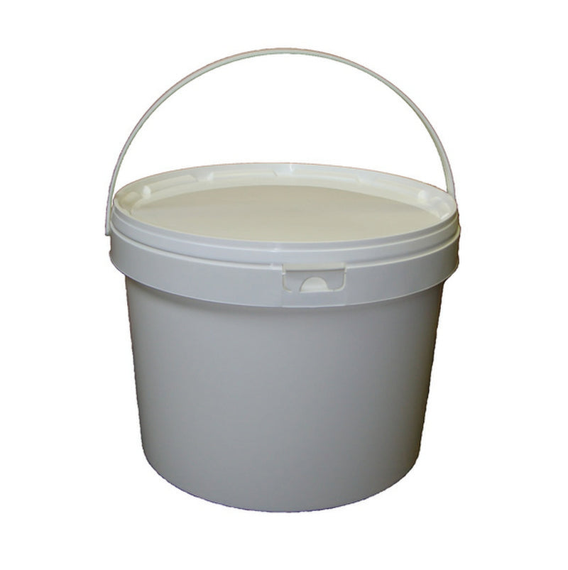 30LB HONEY BUCKET WITH HANDLE(PACK OF 6)