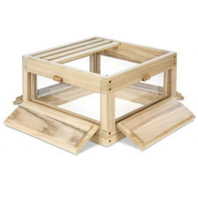 WARRE HIVE 4 WAY WINDOWED BROOD BOX