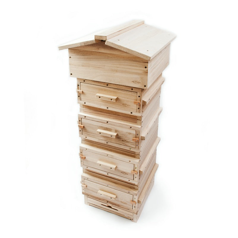 WARRE HIVE - COMPLETE WITH FULL OBSERVATION BOXES