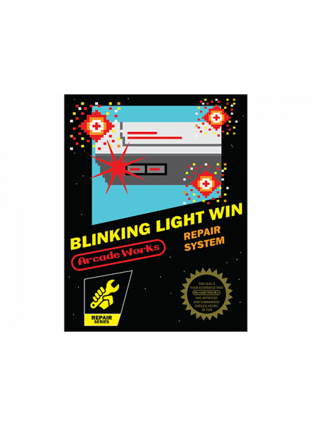 Blinking Light Win - Replacement NES 72 Pin Connector