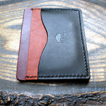 Buttero five-slot slim card holder. - Buck&Hide
