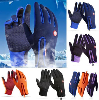 Heated Thermal Gloves