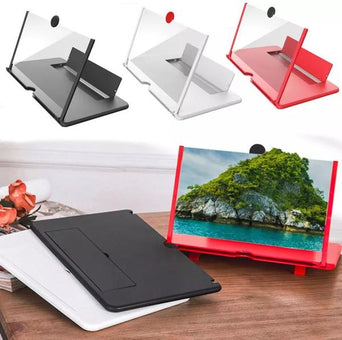 Foldable Smartphone Screen Magnifier
