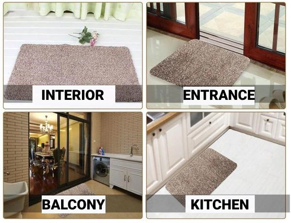 Ultra Absorbent Magic Doormat