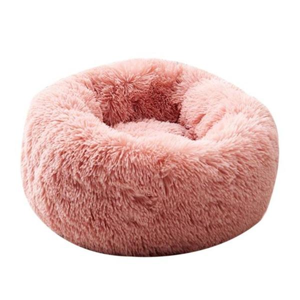 Super Soft Plush Pet Bed - For Cat or Dog
