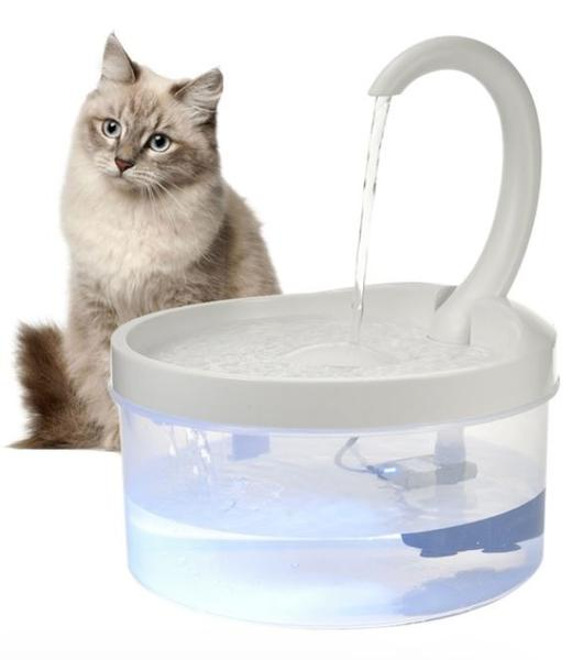 Cat Water Fountain - CatCaire™