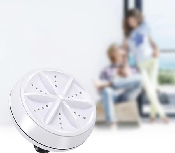 Mini Dishwasher | Portable Ultrasonic Washing Machine