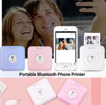 Portable Bluetooth Phone Printer  - PeriPage™