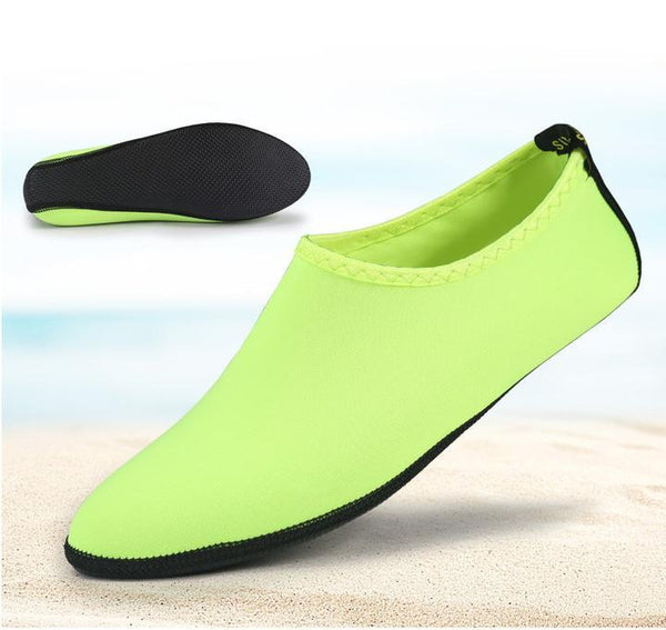Quick Drying Aqua Socks - Swimming - Beach - Surfing Water Shoes
