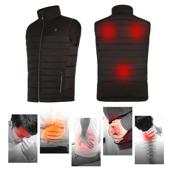 Electric Heating Vest