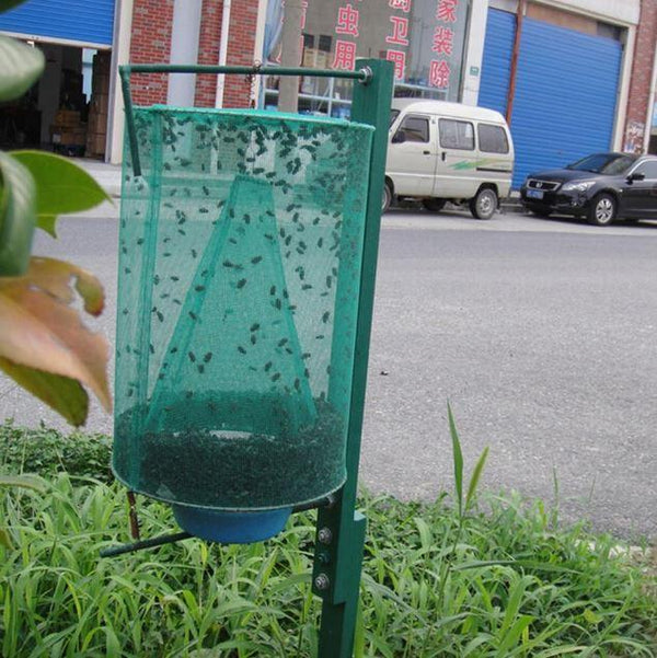 Reusable Fly Trap