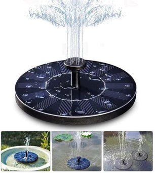 Solar Bionic Fountain