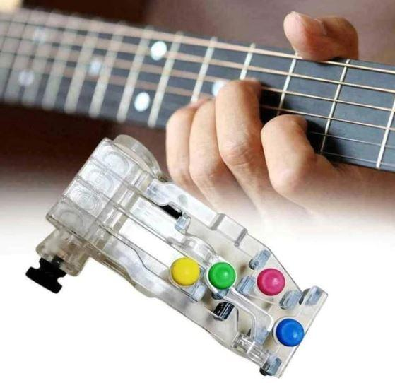 Guitar Learning System & Teaching Aid