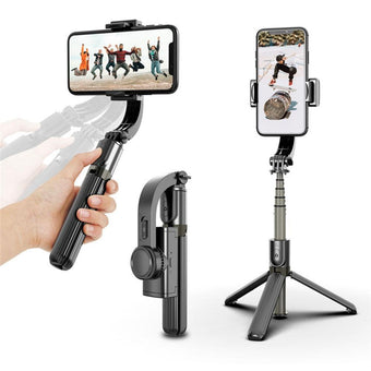 3D Smart Stabilizer For Smartphone