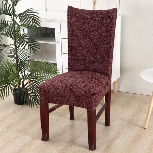 Stretchy Chair Cover (Multiple Designs)