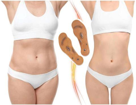 Fat Burning Acupuncture Insoles