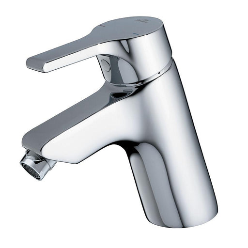Ideal Standard Active single lever one taphole bidet mixer with pop-up waste - Unbeatable Bathrooms