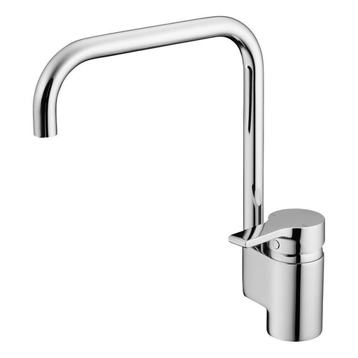 Ideal Standard Active single lever one taphole sink mixer with high tubular cast spout - Unbeatable Bathrooms